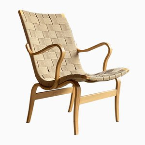 Eva Armchair by Bruno Mathsson for Dux, 1970s