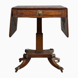 Table Console Régence Ancienne en Acajou, Royaume-Uni