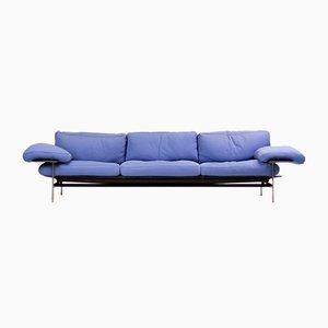 Sofa von Antonio Citterio für B&B Italia / C&B Italia, 1979