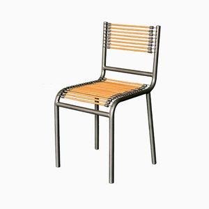Chaise d'Appoint par René Herbst, années 50