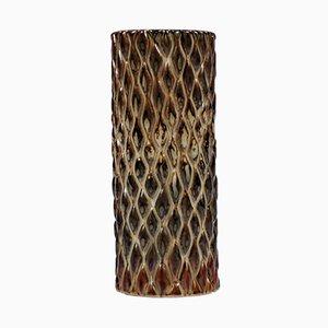 Modell 20564 Vase aus glasiertem Steingut von Axel Salto für Royal Copenhagen, 1960er