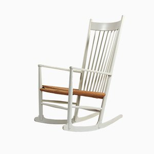 J16 Rocking Chair by Hans J. Wegner for FDB, 1966