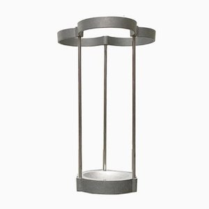 Aluminum Umbrella Stand by Emanuela Frattini Magnusson, Carl Gustav Magnusson for EFM Design, 1990s