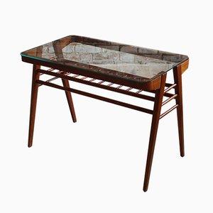 Table Basse Mid-Century Moderne par František Jirák pour ÚLUV, République Tchèque, années 60