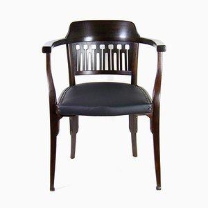 Nr. 714 Armlehnstuhl von Otto Wagner für Jacob & Josef Kohn, 1900er