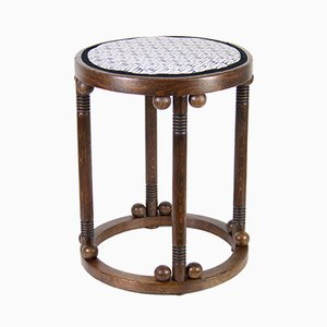 Nr. 620 Stool by Josef Hoffmann for Jacob & Josef Kohn, 1900s