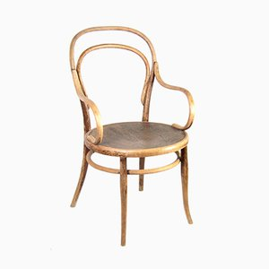 Antique Nr. 14 Armchair from Thonet