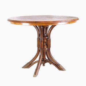 Table de Salle à Manger Ancienne N°56 par Michael Thonet pour Thonet, années 1880