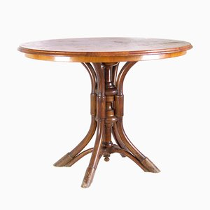 Antique Nr. 56 Dining Table by Michael Thonet for Thonet, 1880s