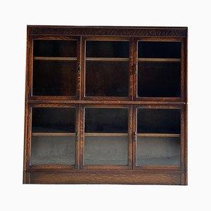 Mueble vintage de roble de Gunn, años 20