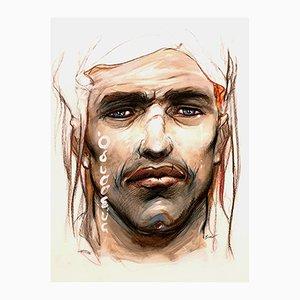 Lithographie Ulysse par Enki Bilal, 2012