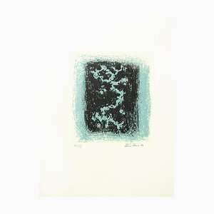 Snow Lithograph by Léon Zack, 1969