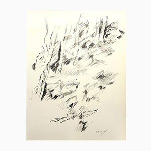 Lithografie von Jean Bazaine, 1958