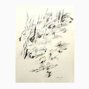 Lithographie par Jean Bazaine, 1958