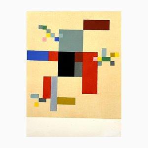 Pochoir Composition par Sophie Taeuber-Arp, 1956