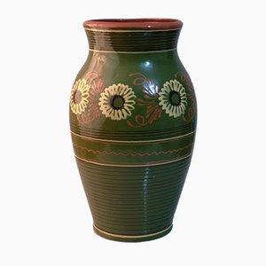 Vase Vintage en Céramique par lysa Gora, 1970s
