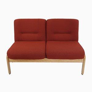 Französisches 2-Sitzer Sofa, 1980er