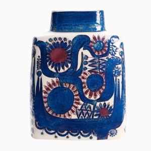 Vase Mid-Century par Berte Jessen pour Royal Copenhagen