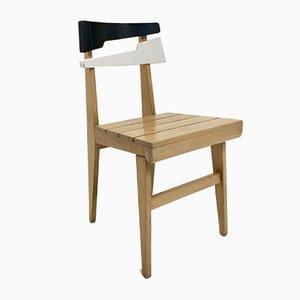Belgischer Modell B Schreibtischstuhl von Lucien Engels, 1957