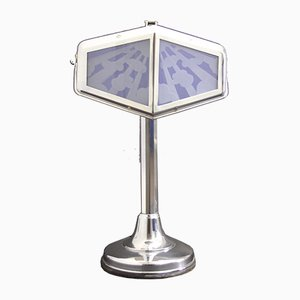Large French Table Lamp from Pirouette, 1920s