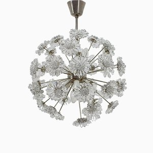 Dandelion Chandelier from Preciosa, 1970s