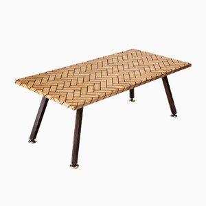 Table Twin Fishbone par Rem Atelier
