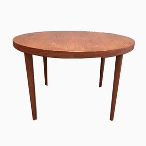 Scandinavian Modern Teak Dining Table, 1950s