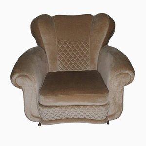 Mid-Century Italian Armchair, 1950s