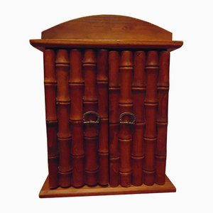 Wooden Cupboard, 1970s