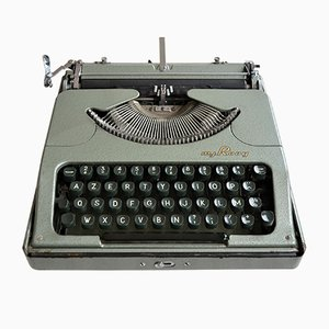 Mechanical Typewriter by Joseph Borel for MJ Rooy, 1950s