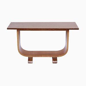 Table Basse Art Déco par Bowman Bros Ltd., 1930s