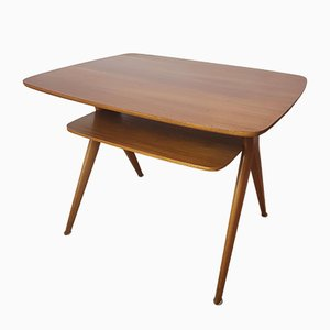 Mid-Century Walnut Side Table from Casala, 1960s