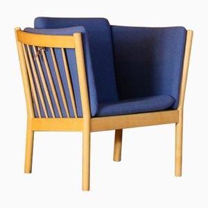 J146 Lounge Chair by Erik Ole Jørgensen for FDB, 1970s