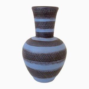 Jarrón grande de cerámica de Marcel Guillot para Ateliers d'Art de France, años 50