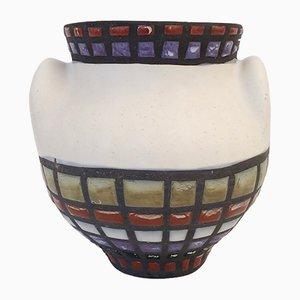 Französische Vase von Roger Capron, 1950er