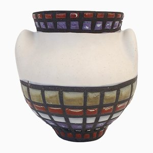 French Vase by Roger Capron, 1950s