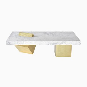Coexist Coffee Table by Arielle Lichten