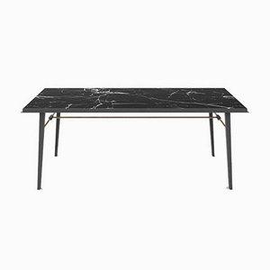 Schwarzer Contemporary Schreibtisch von Jan Garncarek