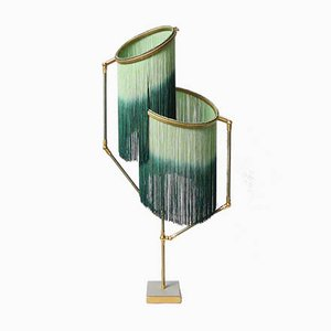 Green Charme Table Lamp by Sander Bottinga