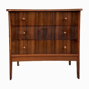 Mid-Century Walnut and Teak Dresser from Vanson, 1960s