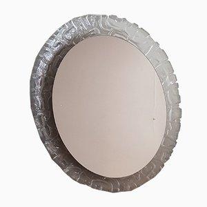 Beleuchteter Vintage Spiegel, 1960er