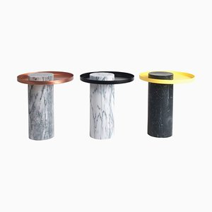 Gueridon Side Tables by Sebastian Herkner, Set of 3