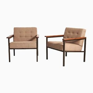 Lounge Chairs from Godfrey Syrett, 1990s, Set of 2