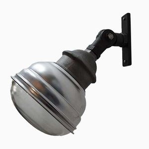 Industrial Sconce from Hindrick, 1950s