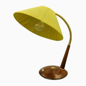 Tischlampe von Temde, 1950er