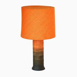 Fiber Glass Table Lamp by Blomquist, Henrik Blomquist for Tranås Stilarmatur, 1960s