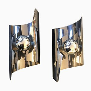 Sconces, 1970s, Set of x