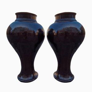 Vasen, 1920er, 2er Set