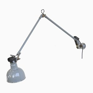 Large Wall Mounted Task Lamp By Rademacher, 1930s