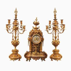 Reloj francés antiguo